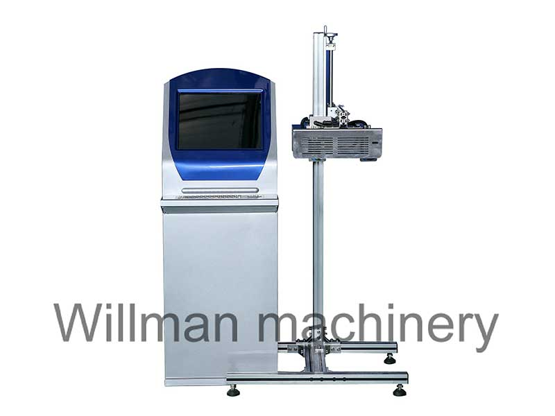 Vacuum detection machine